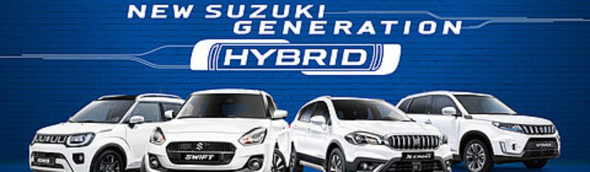 Suzuki Generation Hybrid